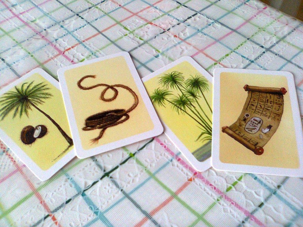 Dzikie Dni karty rośliny egzotyczne