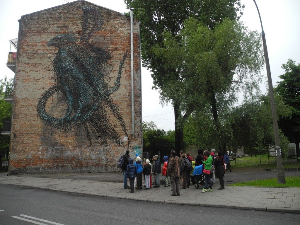 kamionek-graffiti-ptak
