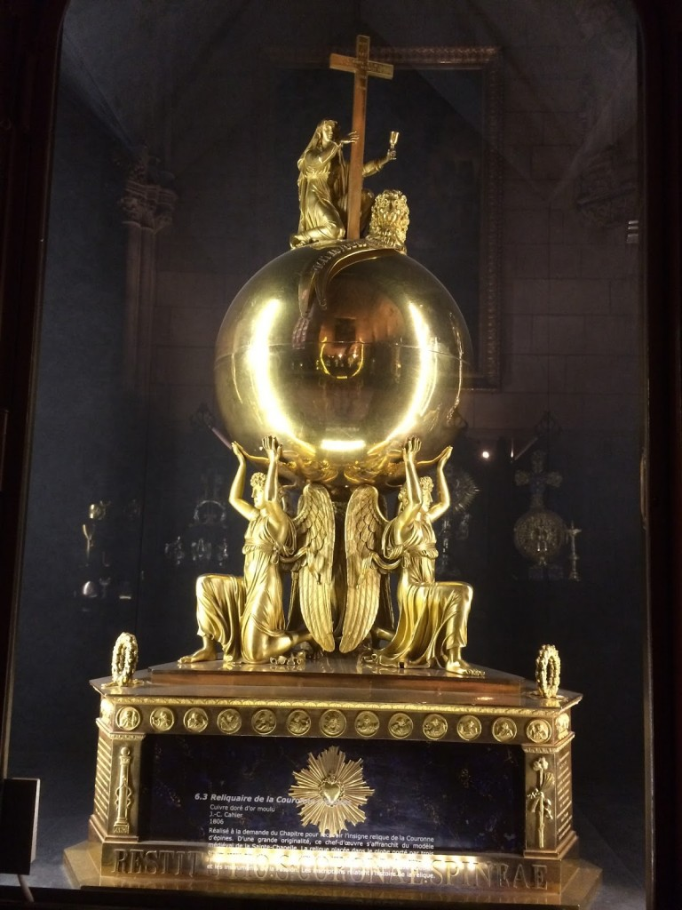 skarbiec Notre Dame
