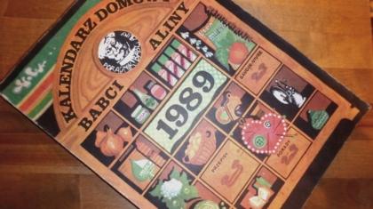 Kalendarz Domowy Babci Aliny