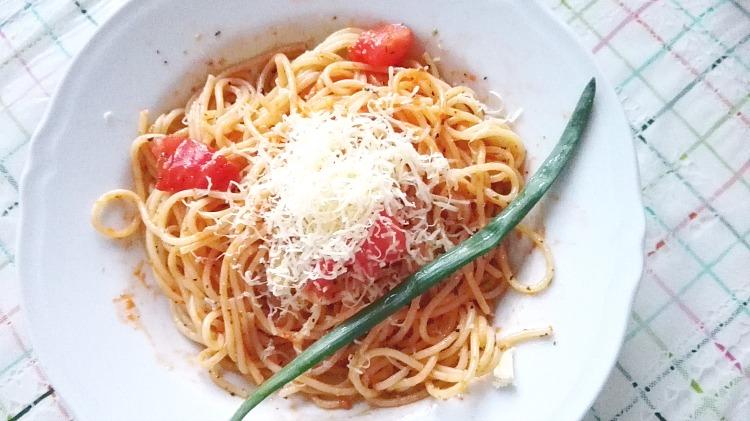 Przepis nanajłatwiejsze spaghetti