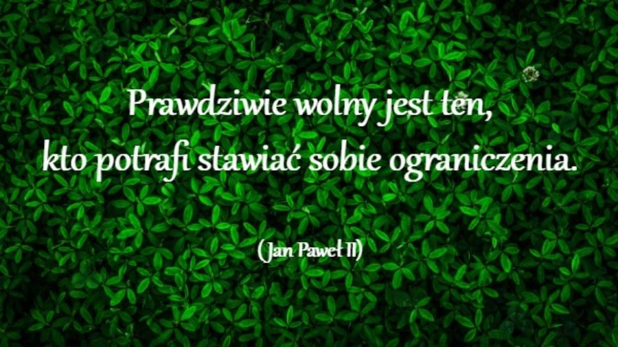 O wolności Jan Paweł II