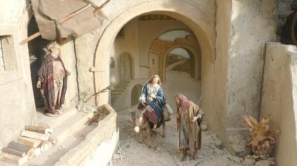 boże narodzenie wjazd do betlejem