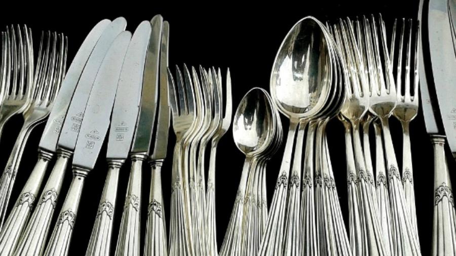 czym czyścić srebrne przedmioty - poradnik
