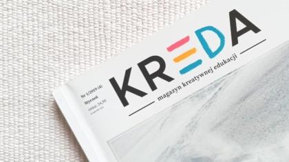 Magazyn KREDA by Kornelia Orwat