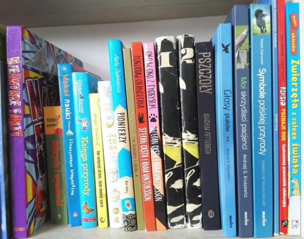 książki popularnonaukowe dla dzieci imłodzieży