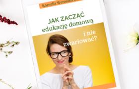 jak zacząć edukację domową e-book
