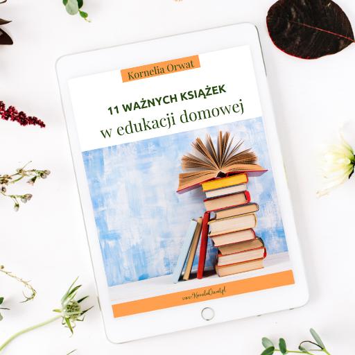 11 ważnych książek wedukacji domowej