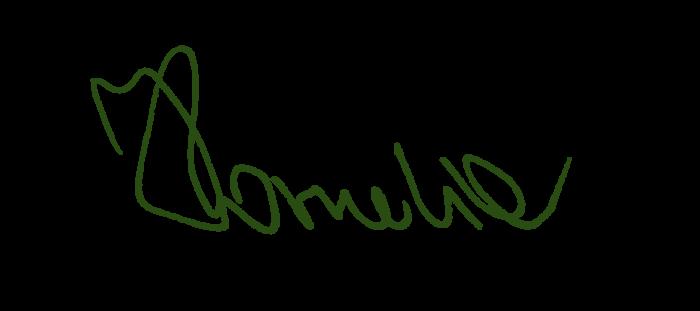 Kornelia Orwat podpis